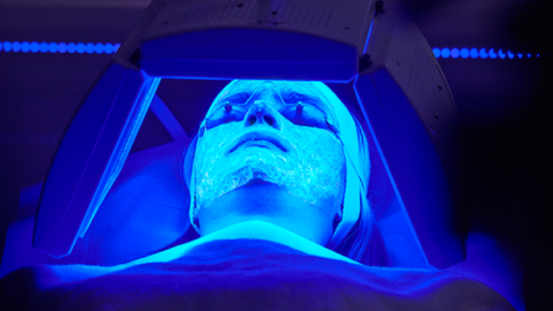 Acne Blue Light Therapy Treatment – Get Acne Free Skin Faster