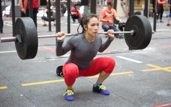 Herbal Feminine Bodybuilding Exercise